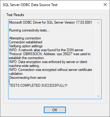 SQL Server 2019 on Linux, configuring SSL connections